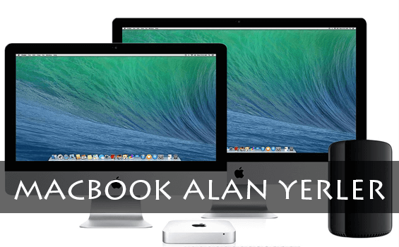 apple macbook bilgisayar alan yerler